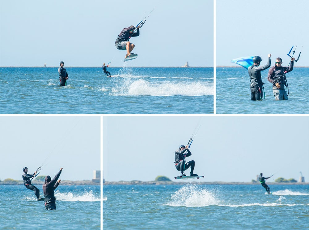 kiteboard-jump-advance-basic-freestyle-kitesurf-lesson-duotone-cabrinha-Lo-Stagnone-Marsala-Flow-Kite-School-Sicily